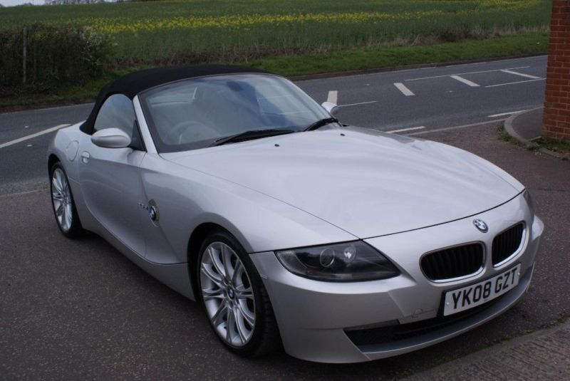 bmw z4 sport roadster petrol manual 2008 08 in tiptree. Black Bedroom Furniture Sets. Home Design Ideas