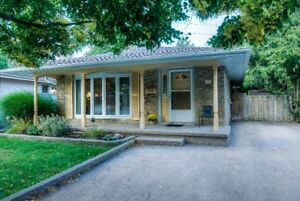 Beautiful Updated  Galt North Bungalow