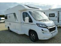 2018 Bailey 68-2 Autograph Approach 2 Berth Motorhome For Sale