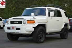 2011 Toyota FJ Cruiser 4.0 V6 Auto A-Track Edition Switchable 4x4 4WD Grade 4/B