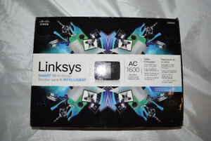 Linksys Smart Wi-fi Router AC 1600 Dual Band by Cisco