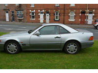 Mercedes-Benz 300 3.0 auto SL PX Swap Anything considered