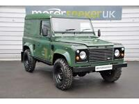 1995 Land Rover Defender 90 DEFENDER TDI heritage edition with 17 service sta...