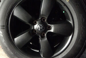 "New Dodge RAM 20"" Wheels and Tires - Price lowered"