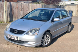 2004 HONDA CIVIC VTEC 103k AUTOMATIC!!! SUNROOF,LEATHERS,HEATED SEATS