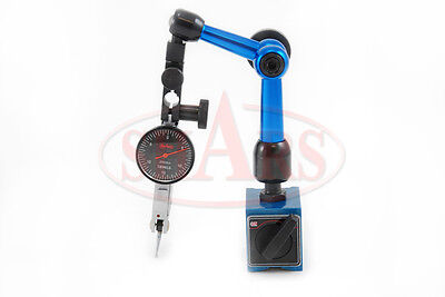 Out Of Stock 90 Days Mini Flexible Magnetic Base Holder Stand With Dial Test Ind