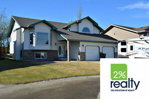 Great Location Large 4 Bedroom - Listed by 2% Realty Inc.