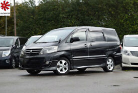 2007 (07) TOYOTA ALPHARD AS Platinum Selection ll 2.4 Automatic 8 Seater MPV