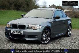 BMW 1 SERIES 120I SPORT PLUS EDITION, COUPE, Grey, Manual, Petrol, 2012
