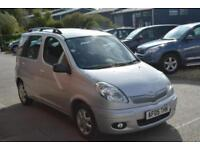 2005 TOYOTA YARIS VERSO 1.4 D 4D T Spirit ONE LADY OWNER LOW MILAGE