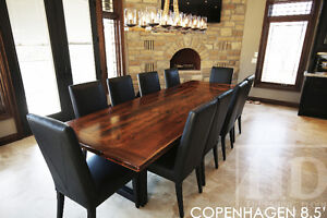 Barnwood Tables - Locally Made from Reclaimed Hemlock & Pine London Ontario image 9