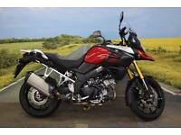 Suzuki DL1000 V-Strom **ABS, Adjustable Screen, Datatag Protection**