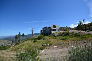 SOLD!! Property with amazing view incl. unfinished home