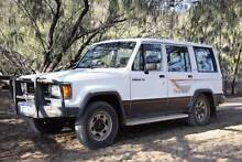 Holden Jackaroo Wagon 4x4 1990 Highgate Hill Brisbane South West Preview
