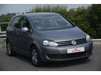 Volkswagen Golf Plus 1.6TDI ( 105ps ) BlueMotion Tech DSG MK6 2013MY Blue Motion