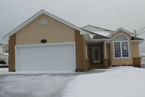 Bungalow with main floor laundry in Riverview West