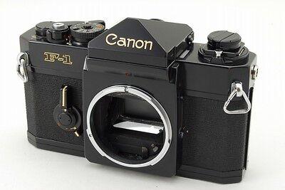 Пленочные фотокамеры [Exc+++] Canon F-1 35mm