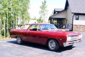 1965 Chevrolet  El Camino sell or trade