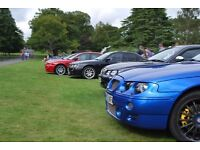 Tullymore MG ROVER day 2016