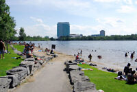 Mature person wanted for Lac Leamy Beach and Park maintenance