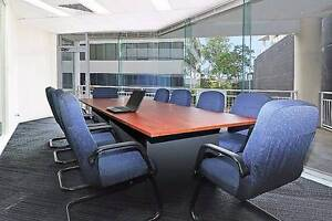 Casual Meeting Space hire for Client Meetings Milton Brisbane North West Preview