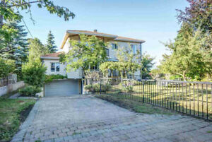 Large Italian villa style house - West Side Vancouver