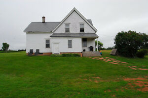 (SOLD USING VIDEO) 130 ACRES WATERFRONT AND HOUSE!