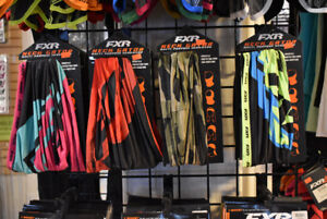 FXR BALACLAVAS AND NECK WARMERS IN STOCK @ HFX MOTORSPORTS