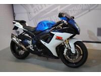 2011 - SUZUKI GSXR750 L1, IMMACULATE CONDITION, £6,750 OR FLEXIBLE FINANCE
