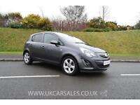 2012 Vauxhall Corsa 1.3 CDTi ecoFLEX 16v SXi 5dr