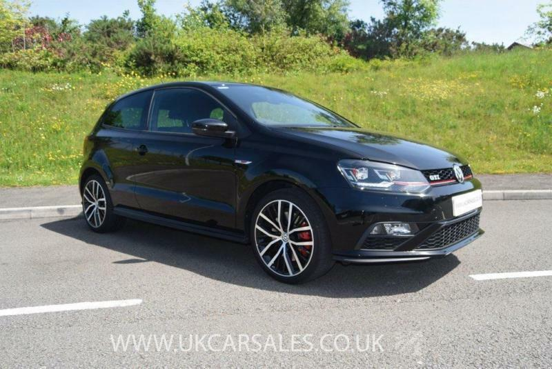 2015 volkswagen polo 1 8 tsi bluemotion tech gti 3dr start stop in fforestfach swansea. Black Bedroom Furniture Sets. Home Design Ideas