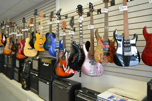 First Stop Swap Shop: Great selection of Musical Equipment Peterborough Peterborough Area image 1