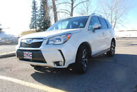 Beautiful 2014 Subaru Forester XT Touring w/ Boxer Turbo Engine