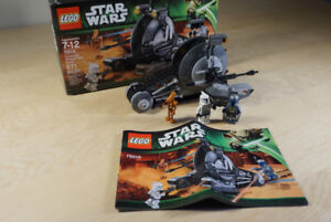 Lego Corporate Alliance Tank Droid™ - 75015 | Star Wars™