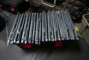 "Heavy Duty 21"" soft slide and self closing drawer sliders"