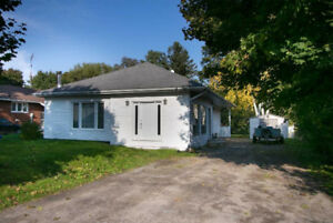 Cute, Updated 2 Bdrm Bungalow On A Large, Mature Treed Lot Just