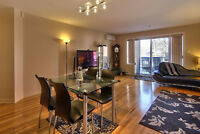 Gorgeous 2 Beds+2 Baths+2 Parkings condo close to Downtown