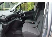 2019 Peugeot Partner 1.6 BlueHDi 1000 Professional Standard Panel Van SWB EU6 (s