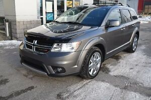 Dodge Journey RT / CUIR /  7 PLACES / DVD 2013
