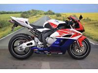Honda CBR1000RR **Braided Hoses, Seat Cowl, Yoshimura Exhaust**