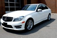 2014 Mercedes-Benz C300 NAVIBLINDSPOT|REAR CAM|LANE WARNING|4MAT Mississauga / Peel Region Toronto (GTA) Preview