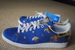 Adidas STAN SMITH Krsn-Special Edition (Quebec colors) brand new