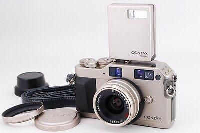 Пленочные фотокамеры [Exc+++] Contax G1 35mm