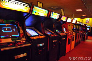 Wanted Arcade Games