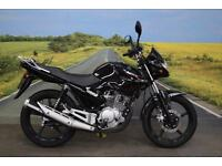 Yamaha YBR 125 **Low Mileage, Learner Legal, Centre Stand**
