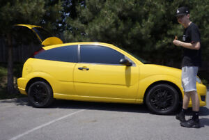 2007 Ford Focus Se coupe
