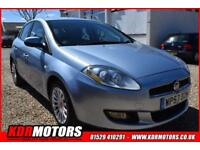 2007 Fiat Bravo ACTIVE T-JET - 1.4L - 6 SPEED - F/S/H - WAS £2195 NOW £1995