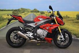 BMW S1000R Sport **Quickshifter, ABS, Braided Hoses, Brembo Brakes**