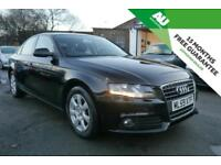 2009 59 Audi A4 1.8T FSI ( 120PS ) in Black