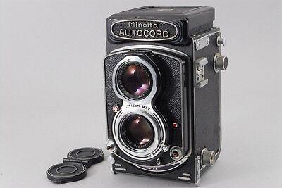 Film cameras 【EXC+++】 Minolta Autocord TLR